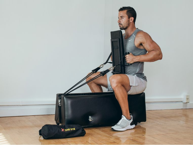 Pro Gym Workout Bench with Incline by Zeno Gym - 2