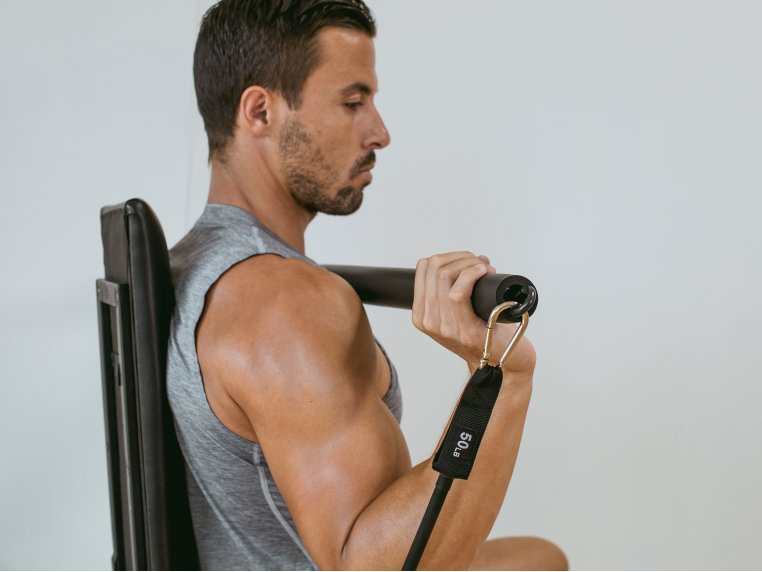 Pro Gym Workout Bench with Incline by Zeno Gym - 5
