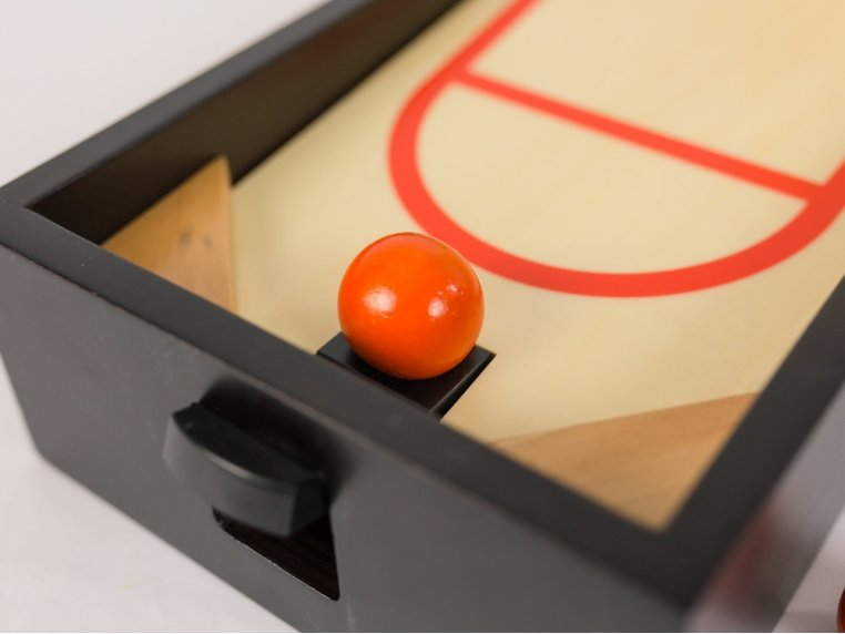 Mini Tabletop Basketball Game by New Entertainment - 4