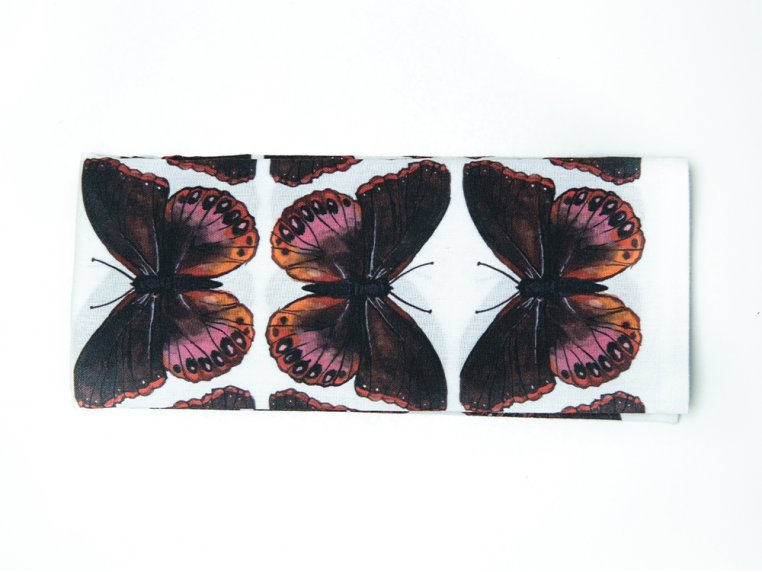 Nature Cloth Dinner Napkins - 4 Pack by Concept Fourteen - 5