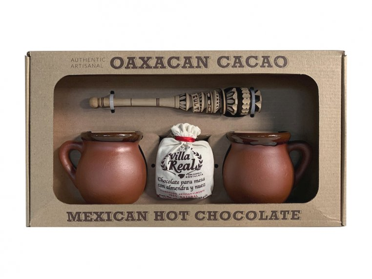 Mexican Hot Chocolate Gift Set by Verve Culture - 2