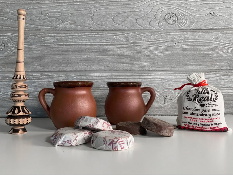 Mexican Hot Chocolate Gift Set by Verve Culture - 1