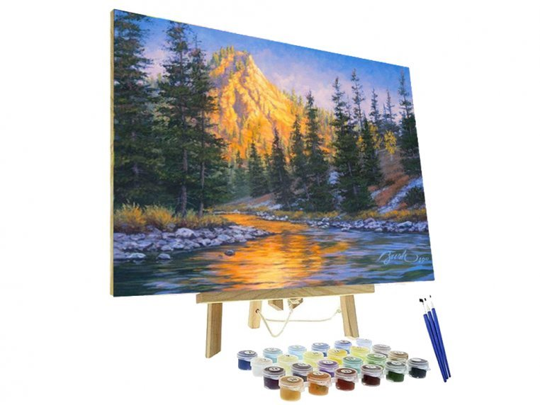 Paint By Numbers DIY Painting Kit by Original Paint By Numbers - 2