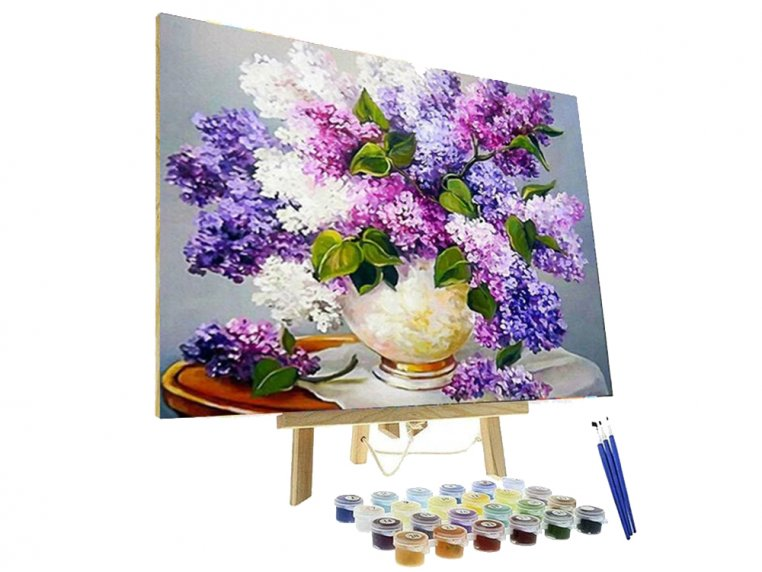 Paint By Numbers DIY Painting Kit by Original Paint By Numbers - 3