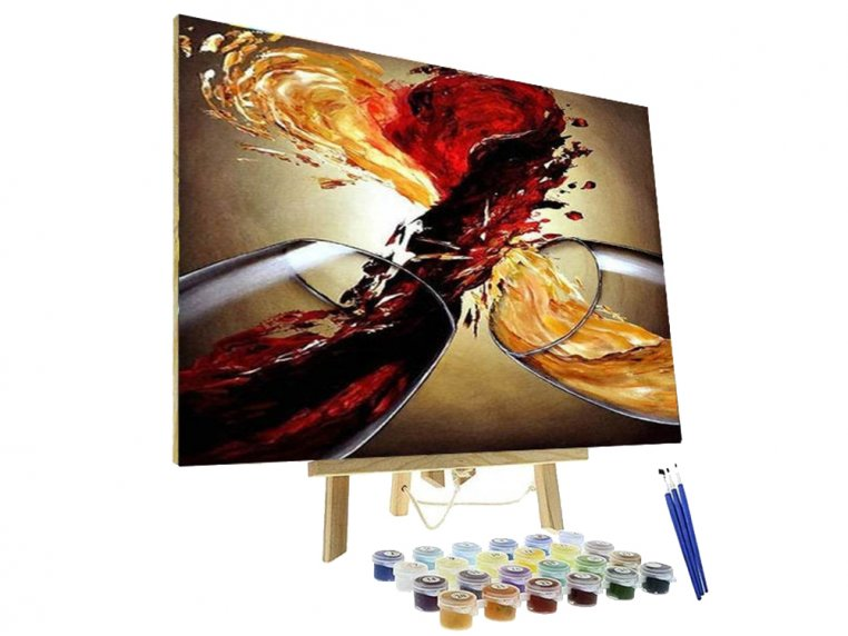 Paint By Numbers DIY Painting Kit by Original Paint By Numbers - 4