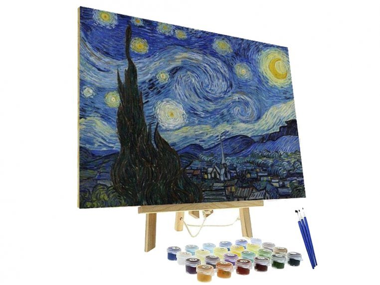 Paint By Numbers DIY Painting Kit by Original Paint By Numbers - 5