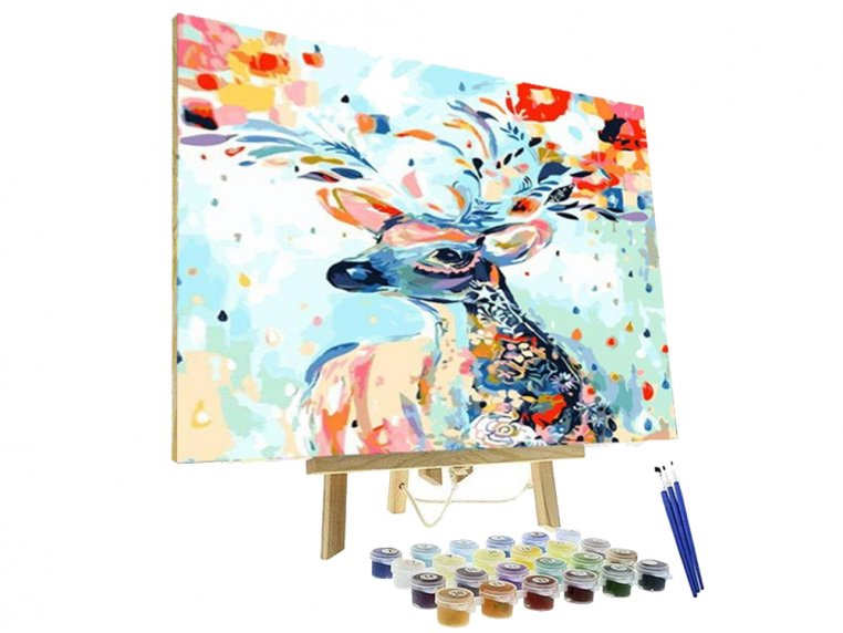 Paint By Numbers DIY Painting Kit by Original Paint By Numbers - 6