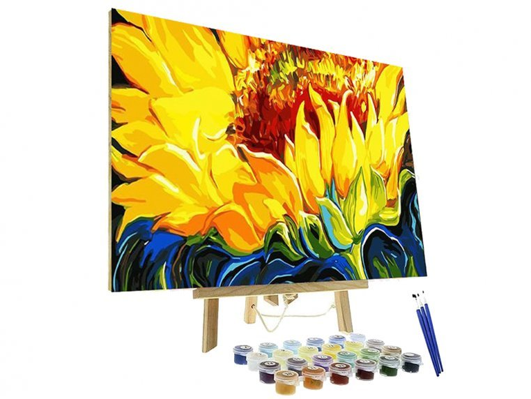 Paint By Numbers DIY Painting Kit by Original Paint By Numbers - 10