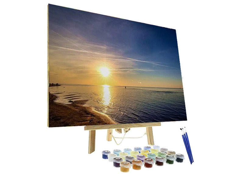 Paint By Numbers DIY Painting Kit by Original Paint By Numbers - 12