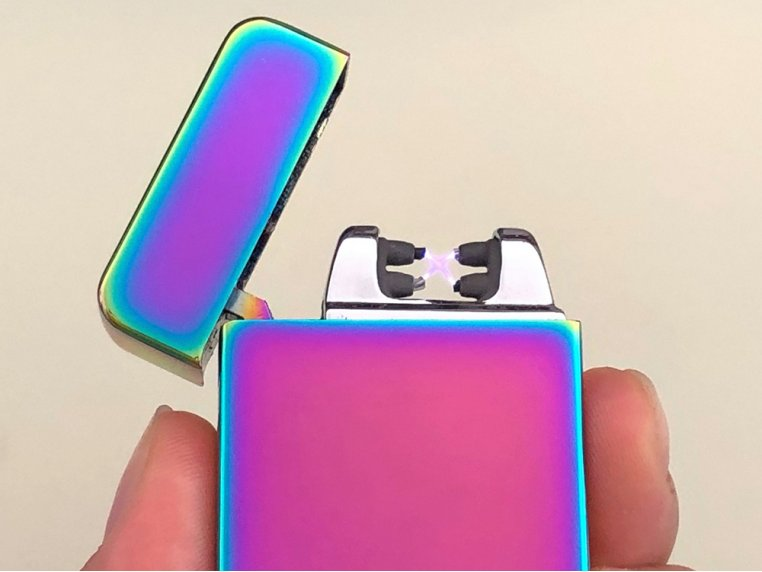 Dual Arc Electric Lighter by Nomatiq - 2