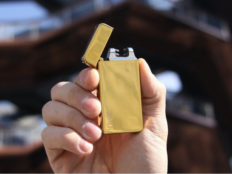Dual Arc Electric Lighter by Nomatiq - 3