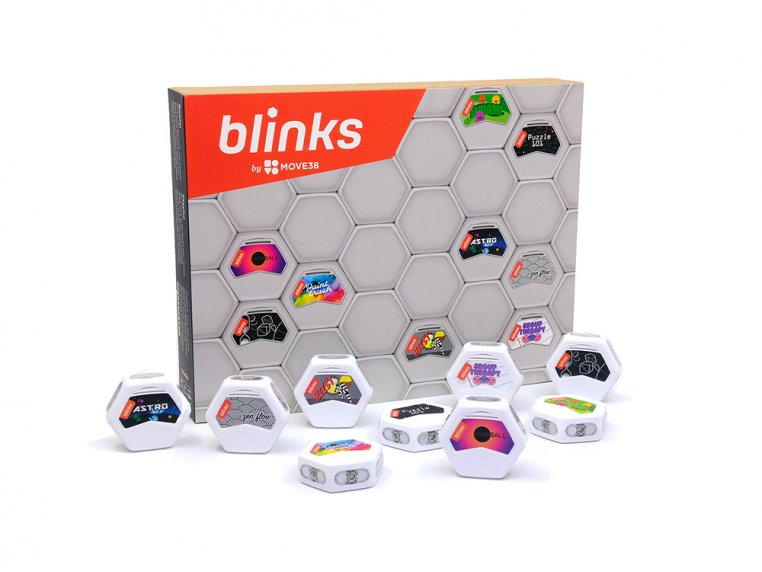 Blinks Game System - Starter Set by Move38 - 1