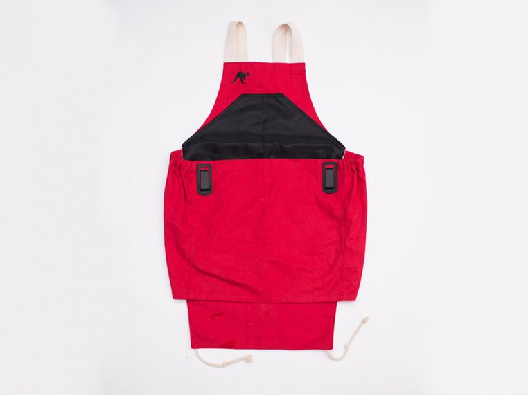 Full Body Gardening Apron with Pockets by Roo Apron - 1
