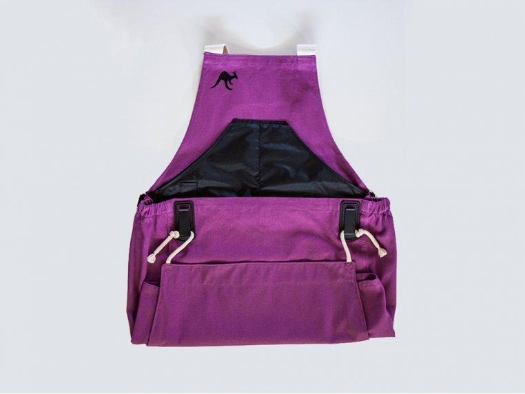 Full Body Gardening Apron with Pockets by Roo Apron - 6