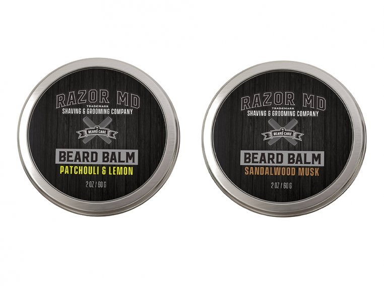Beard Balm Sets by Razor MD - 1