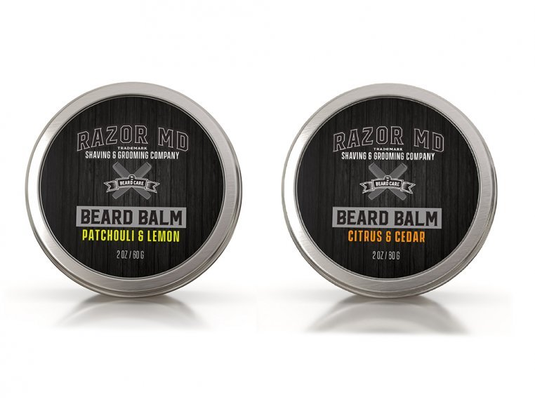 Beard Balm Sets by Razor MD - 2