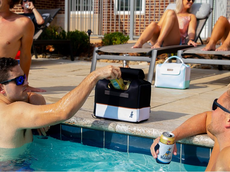 Iceless Insulated Cooler by Kanga Coolers - 2