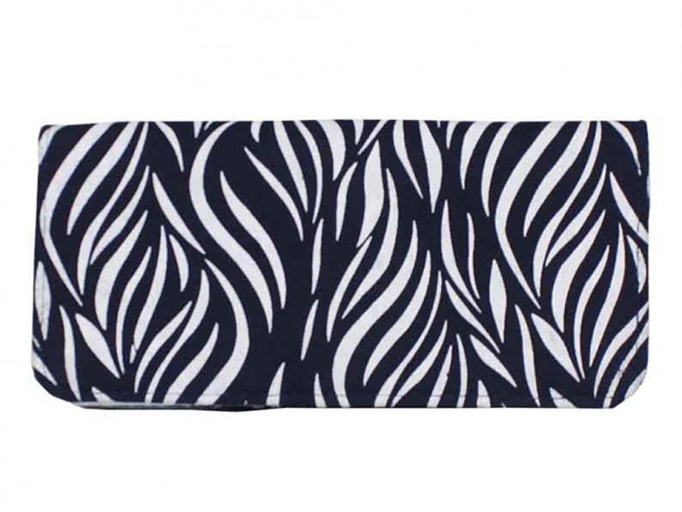 Screen Printed Long Wallet by Malia Designs - 7