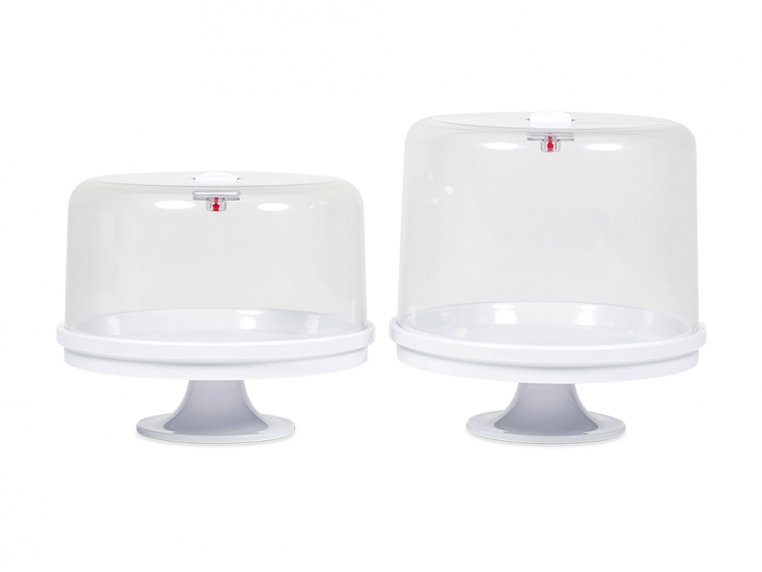 Cake Preserver Stand & Container by KeepCake - 5