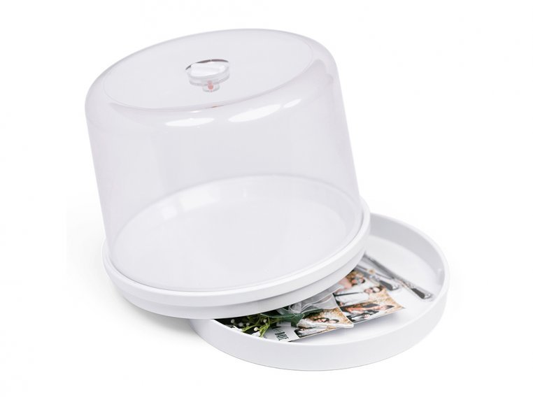 Cake Preserver Stand & Container by KeepCake - 3