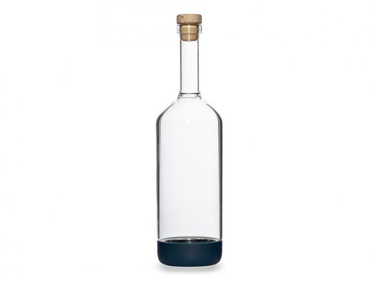 Classic Glass Bottle & Pour Spout by Crew Supply Co. - 6