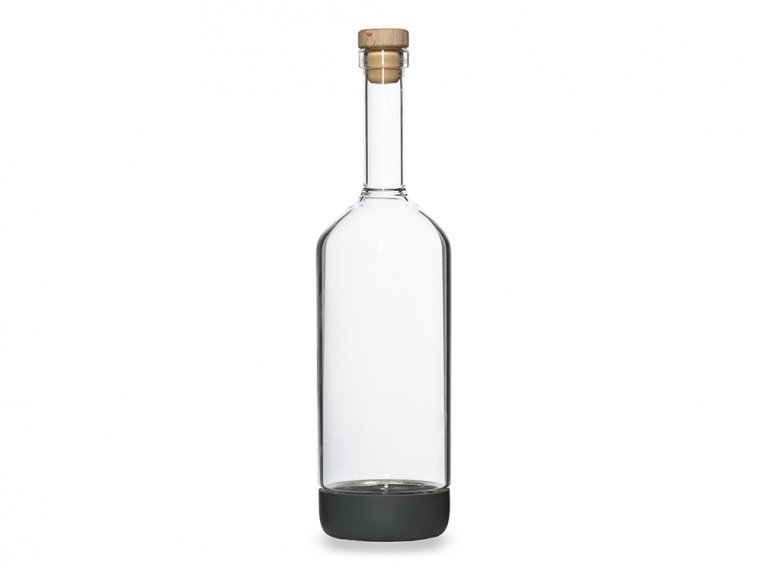 Classic Glass Bottle & Pour Spout by Crew Supply Co. - 7
