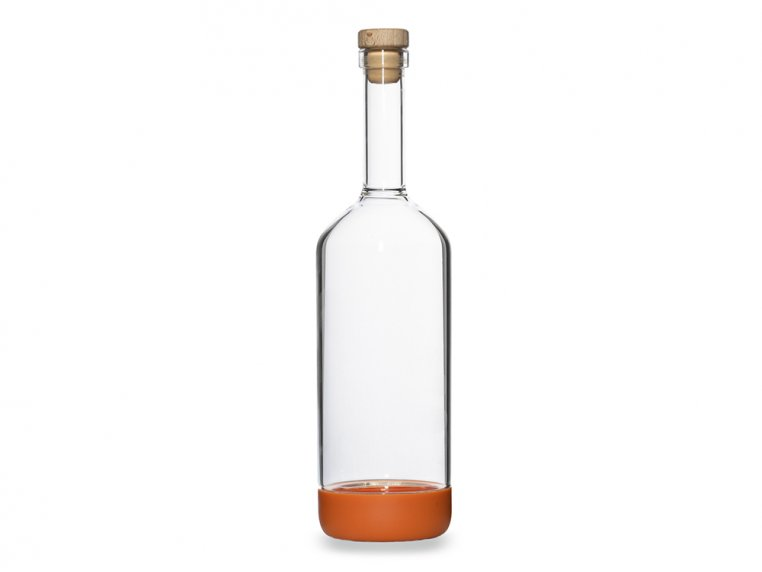 Classic Glass Bottle & Pour Spout by Crew Supply Co. - 8