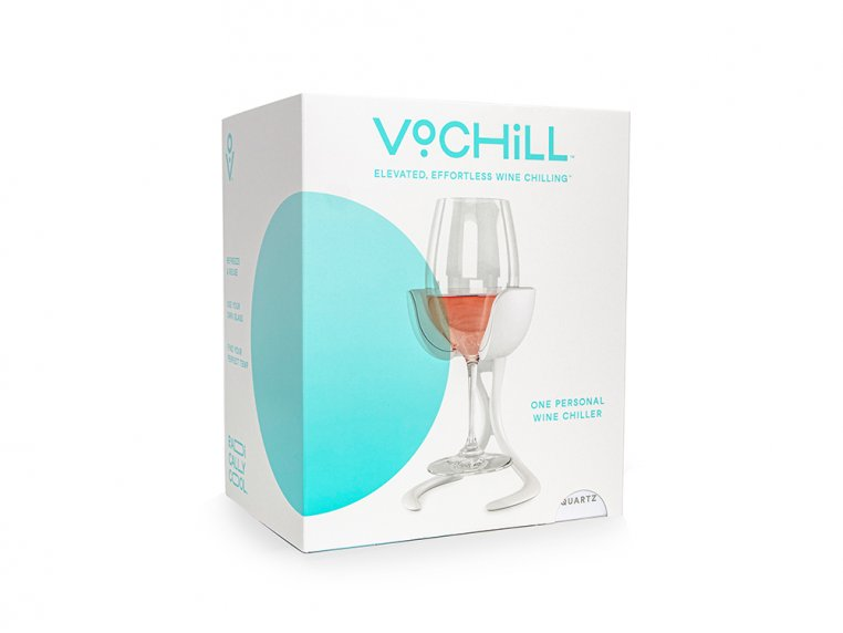 Personal Wine Glass Chiller by VoChill - 4