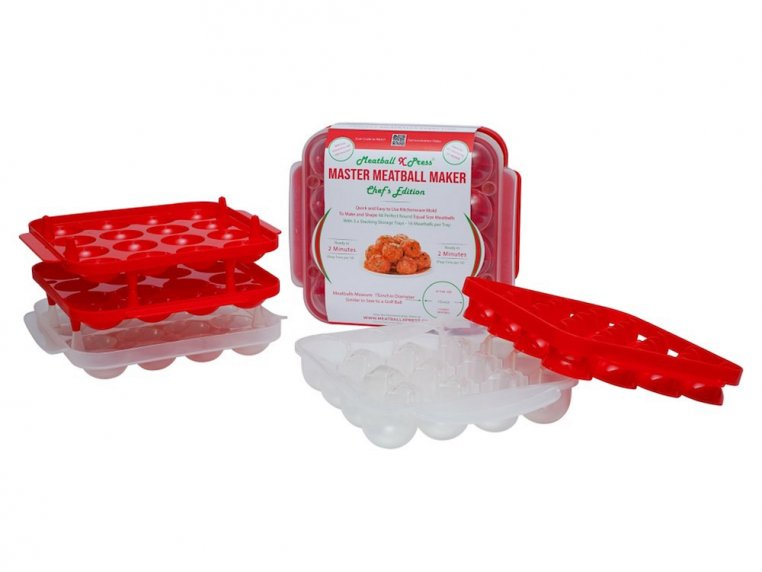 Meatball Maker with Storage Trays by Meatball Xpress - 3