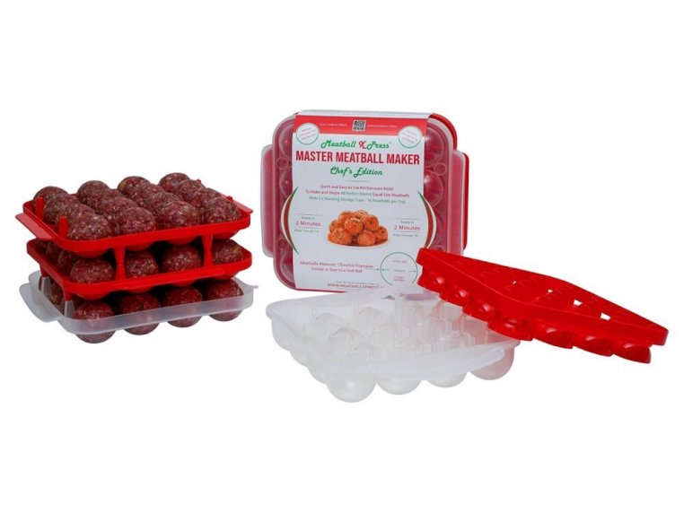 Meatball Maker with Storage Trays by Meatball Xpress - 1