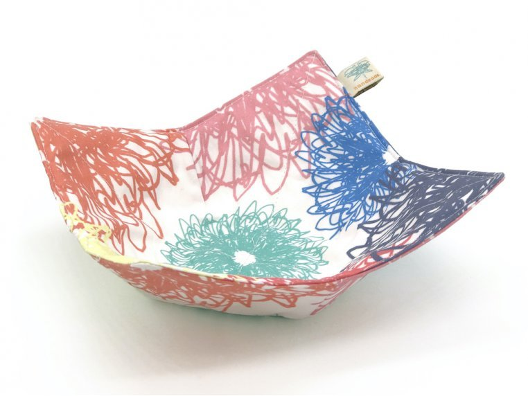 Cotton Microwave Bowl Holder by Shawn Sargent Designs - 5