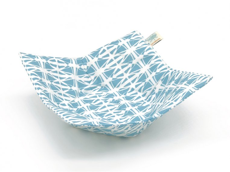 Cotton Microwave Bowl Holder by Shawn Sargent Designs - 7