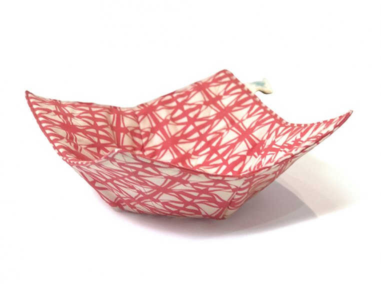 Cotton Microwave Bowl Holder by Shawn Sargent Designs - 8