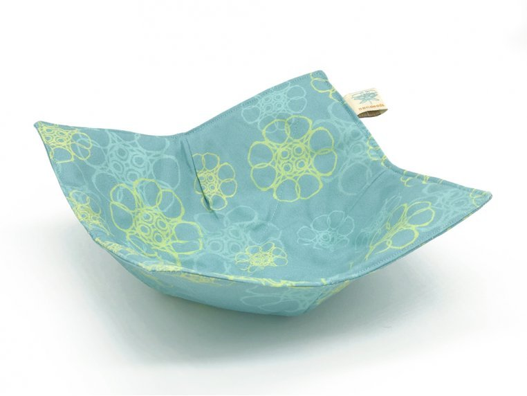 Cotton Microwave Bowl Holder by Shawn Sargent Designs - 10