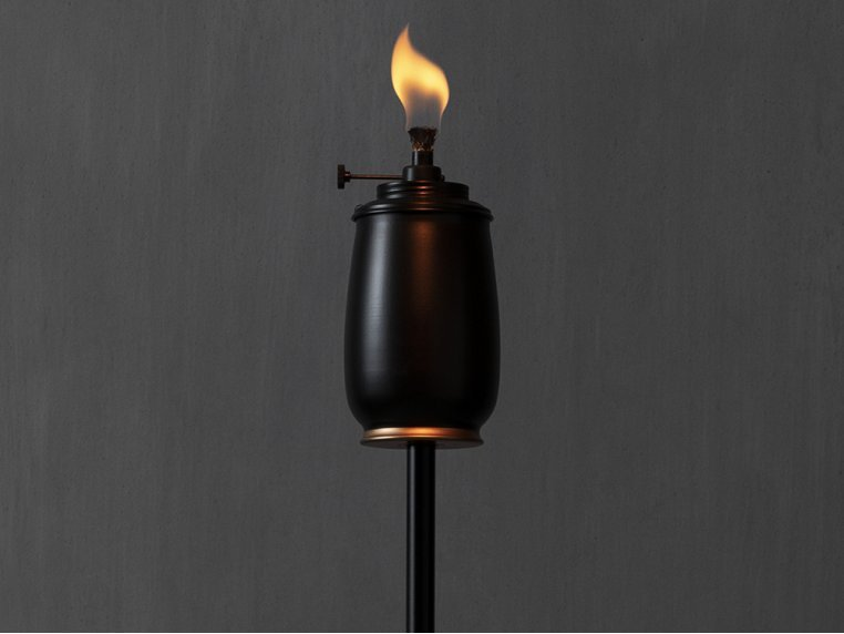 Adjustable Flame Torch