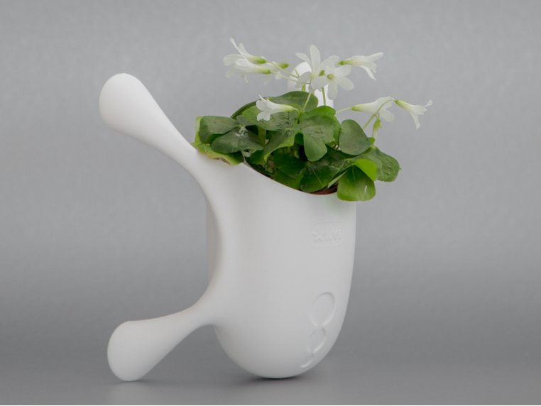 Modern Wall Mounted Planter by CREO - 4