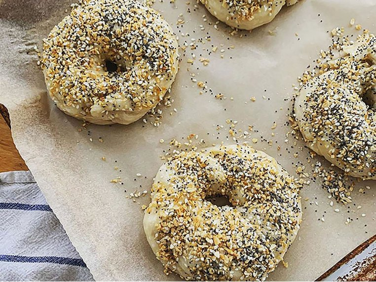 Everything Bagel & Cream Cheese Making Kit by FarmSteady - 4