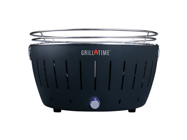 Portable Charcoal Tailgater Grill by Grill Time - 3
