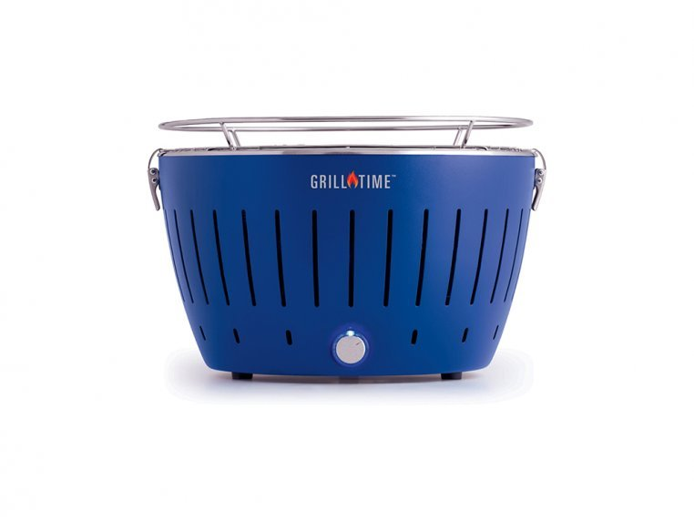 Portable Charcoal Tailgater Grill by Grill Time - 4