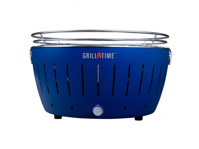 Portable Charcoal Tailgater Grill by Grill Time - 5
