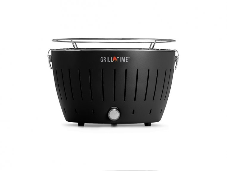 Portable Charcoal Tailgater Grill by Grill Time - 6