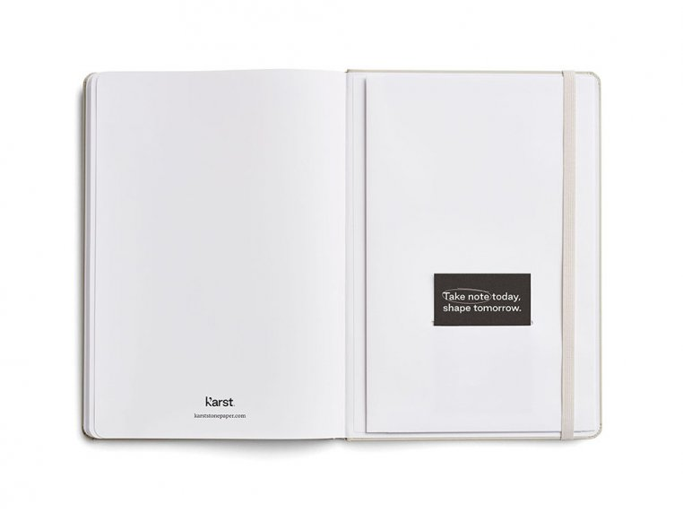 A5 Hardcover Lined Notebook