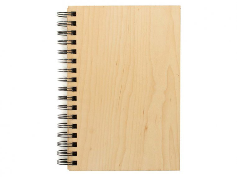 Custom Wooden Cover Weekly Planner by Woodchuck USA - 6