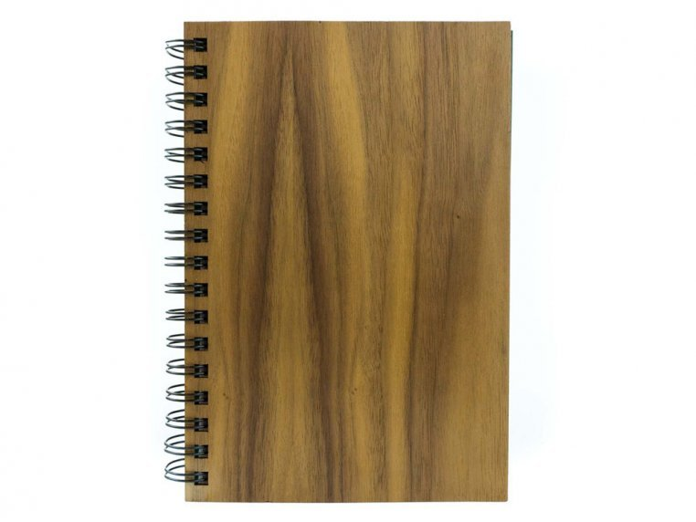 Custom Wooden Cover Weekly Planner by Woodchuck USA - 7