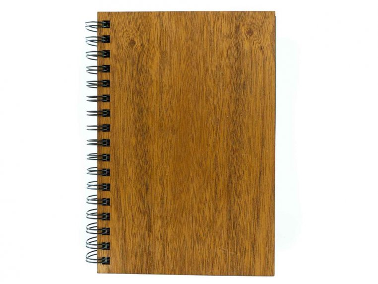 Custom Wooden Cover Weekly Planner by Woodchuck USA - 8