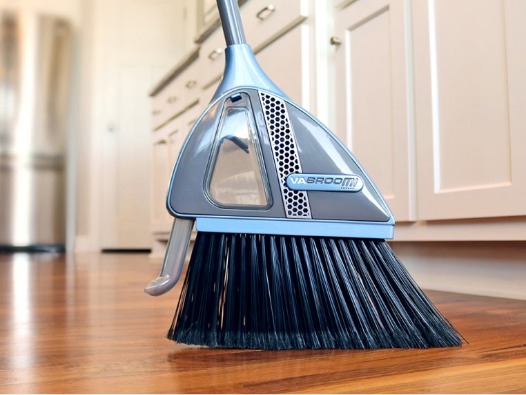 Sweeper with Built-In Vacuum by VaBroom - 3