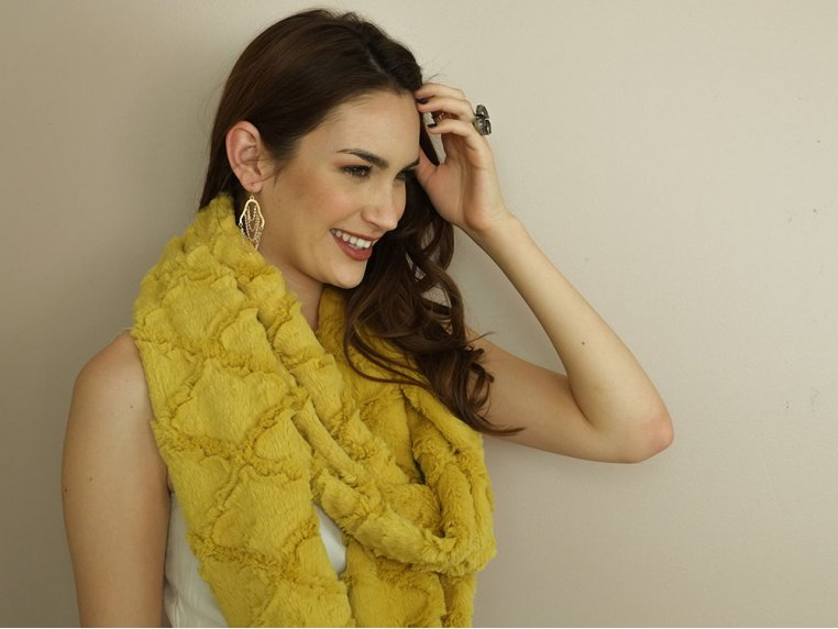 Moroccan Microfiber Scarf by Tourance - 2