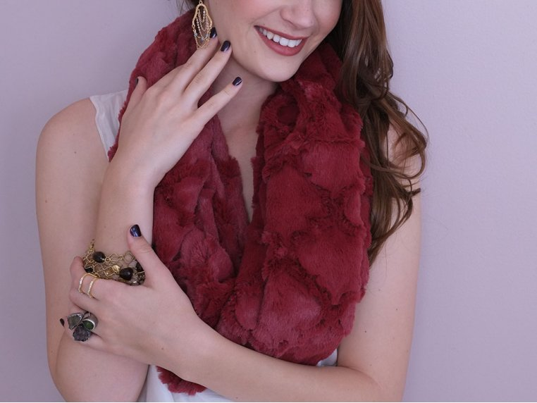Moroccan Microfiber Scarf by Tourance - 3