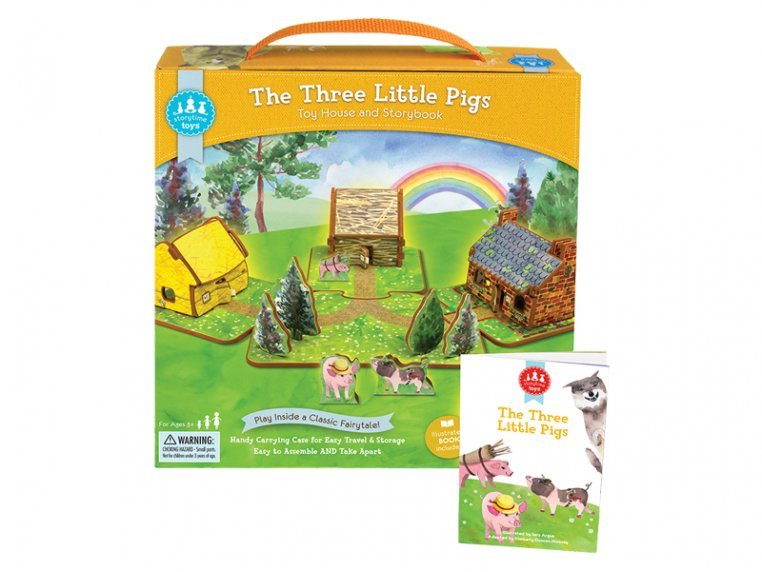 House & Storybook by Storytime Toys - 14