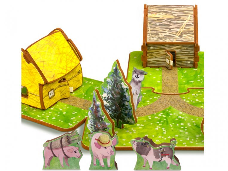 House & Storybook by Storytime Toys - 17